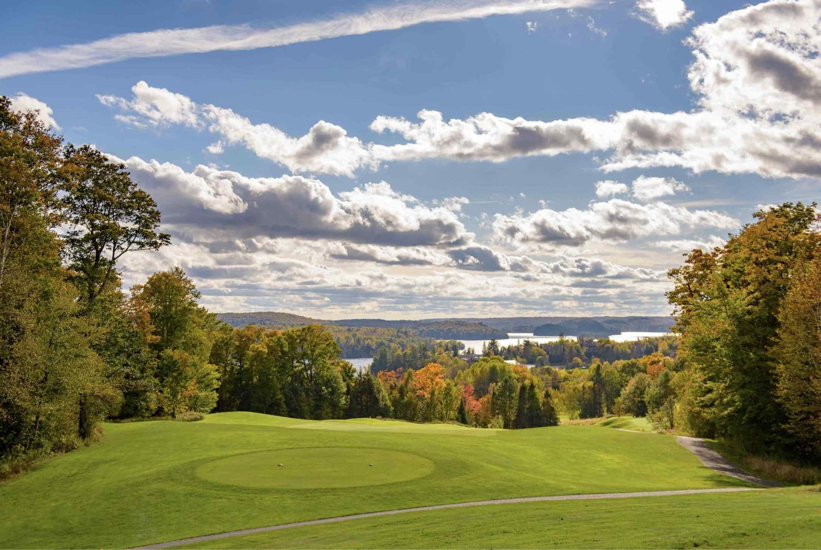 Deerhurst Highlands coure is one of the top Muskoka golf courses