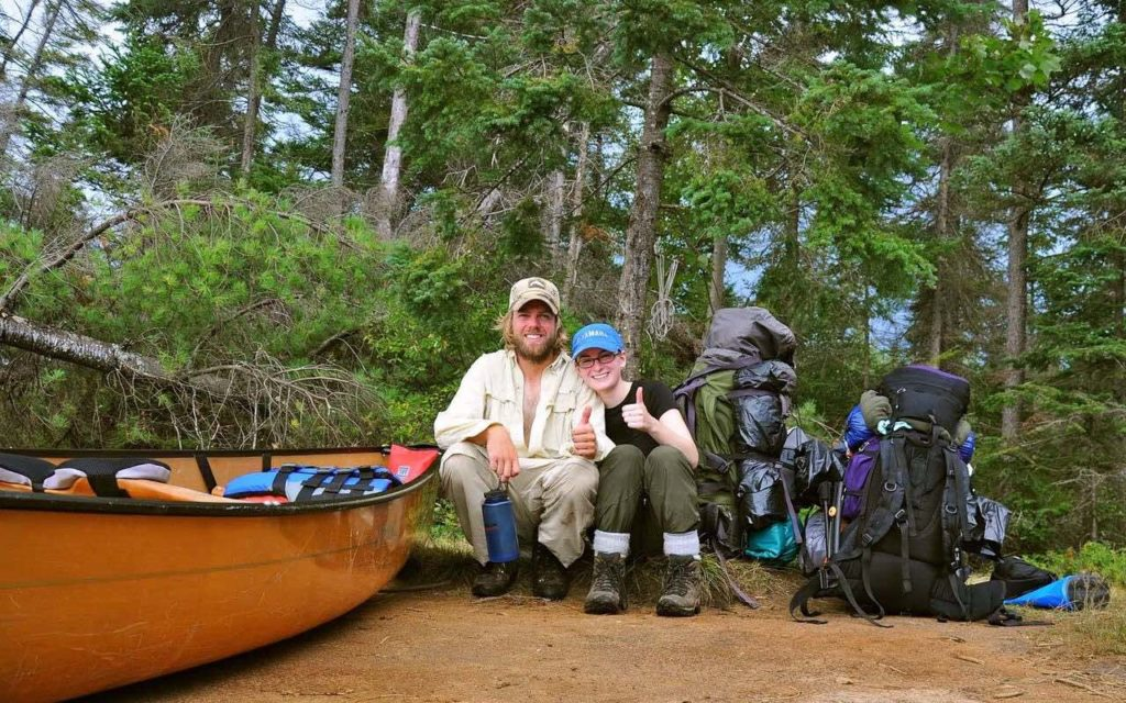 Canoeing, Kayaking, Camping: Algonquin Outfitters do the Heavy Lifting