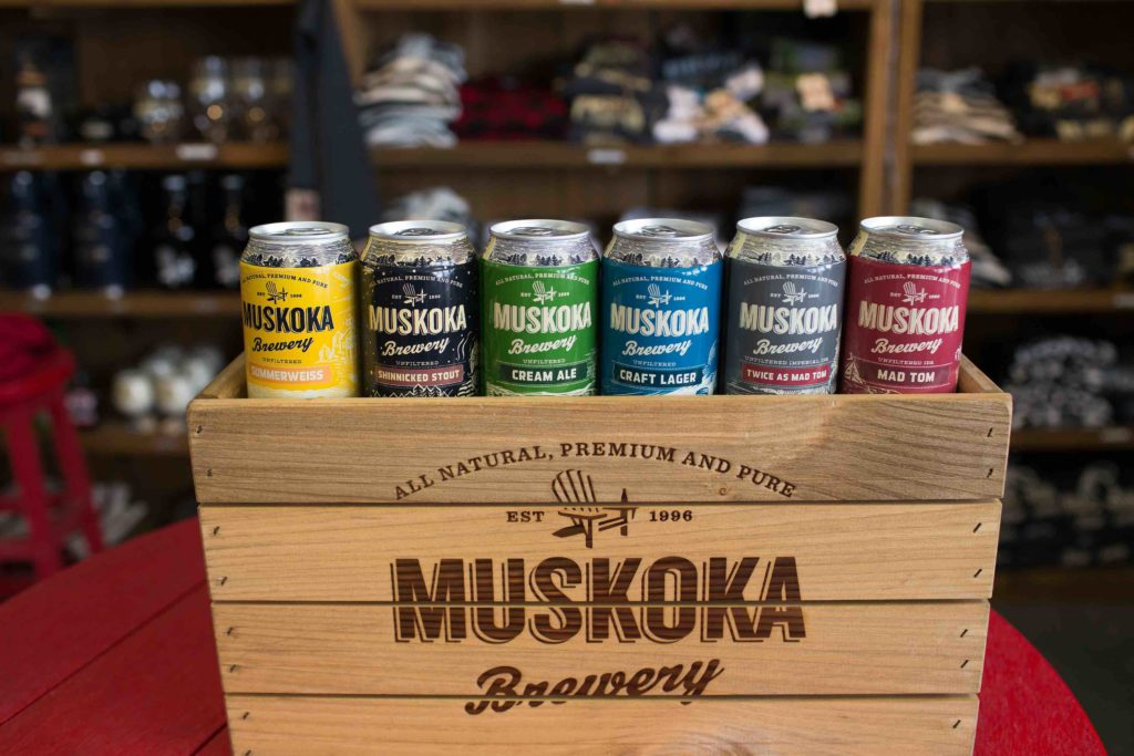 Muskoka Brewery — Cottage Country's Oldest Brewery
