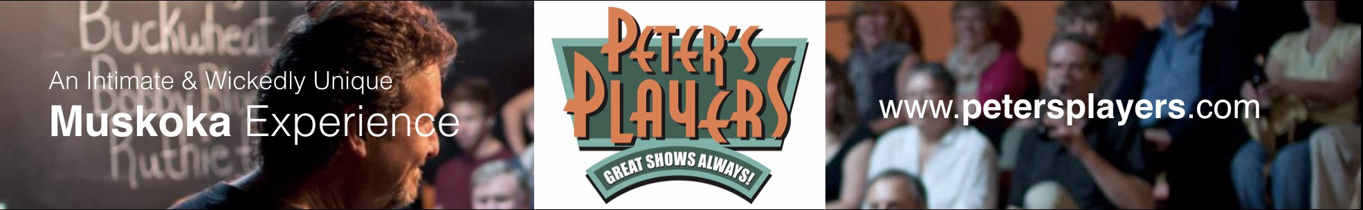 Peters Players Ad