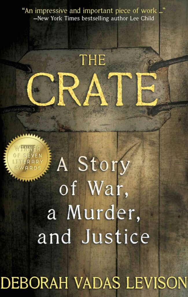 THE CRATE cover